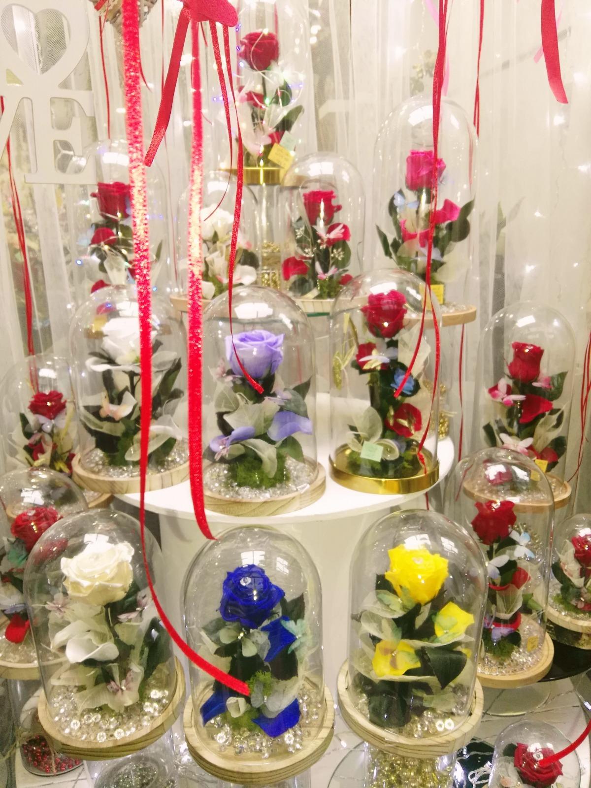 Tocado Floral Vip
